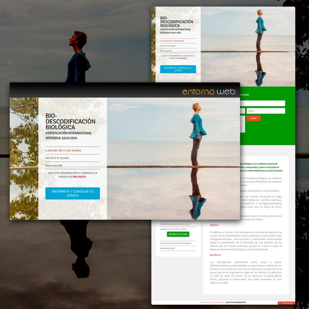 Landing Page - Mens Venilia