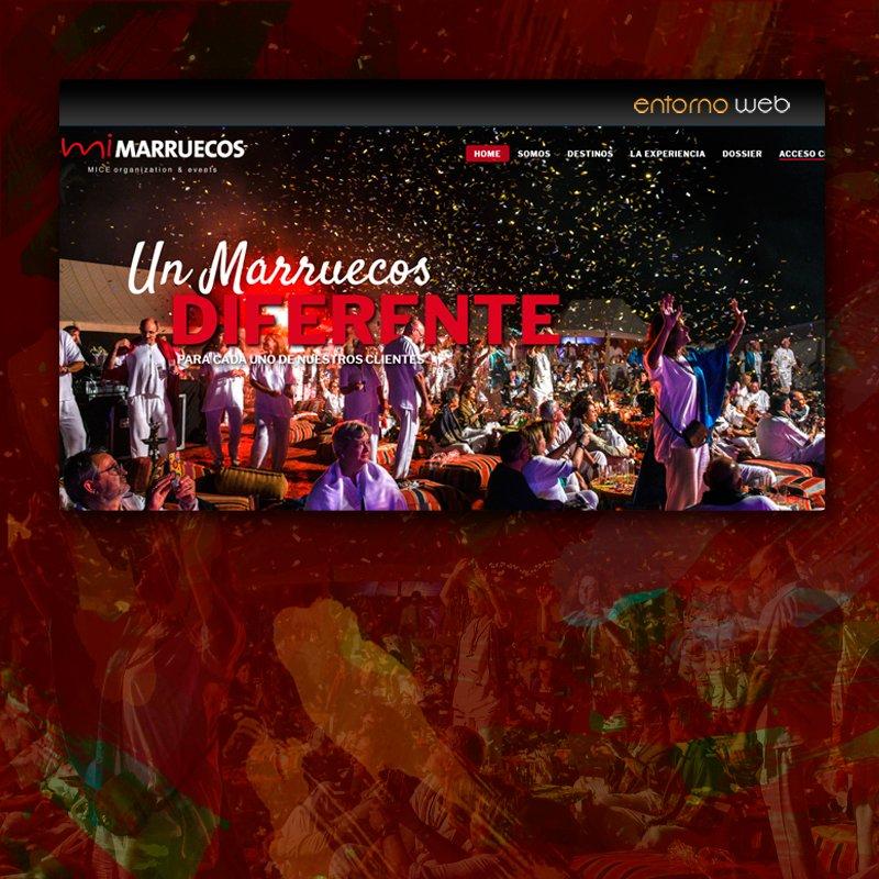 Desarrollo Web Mimarruecos.com