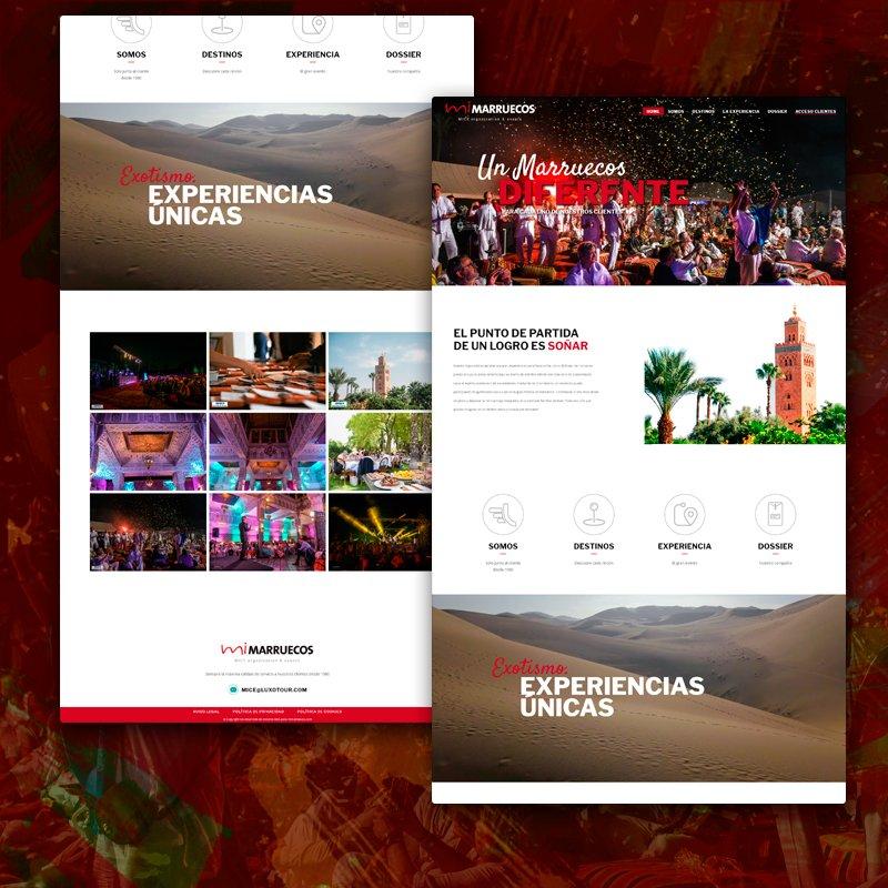 Desarrollo Web Mimarruecos